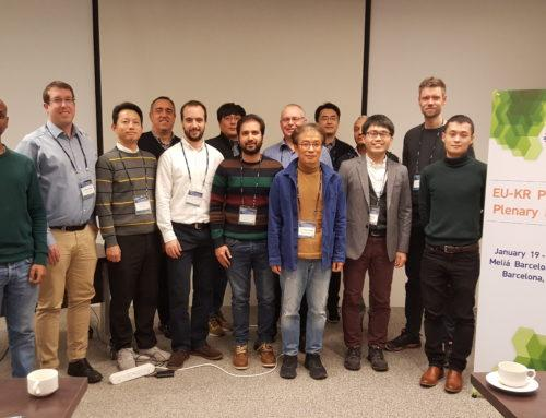 PriMO-5G Consortium Meeting and Workshop held at ICEIC 2020