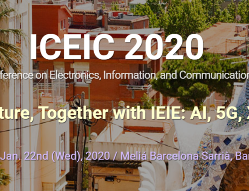 PriMO-5G workshop to be held at ICEIC 2020
